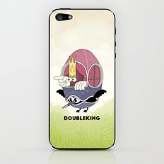 DOUBLE KING: Ovum Regia iPhone & iPod Skin