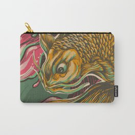 Japanese Fish Carry-All Pouch