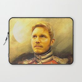 Starlord Guardians Of The Galaxy General Portrait Painting | Fan Art Laptop Sleeve