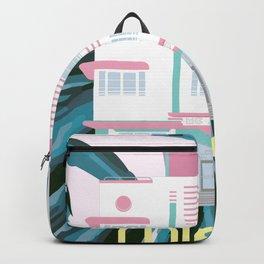 Miami Landmarks - McAlpin Backpack