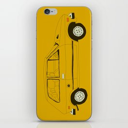 Yugo —The Worst Car in History iPhone Skin