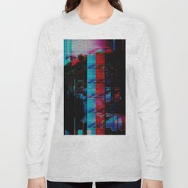 Face of a thousand Voices Long Sleeve T-shirt
