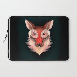 Fox Rabbit Laptop Sleeve