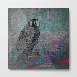 Millennium Spirit Metal Print