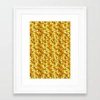 klimt Framed Art Prints featuring Klimt by kociara