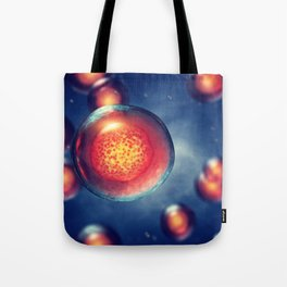 Cellular therapy Tote Bag