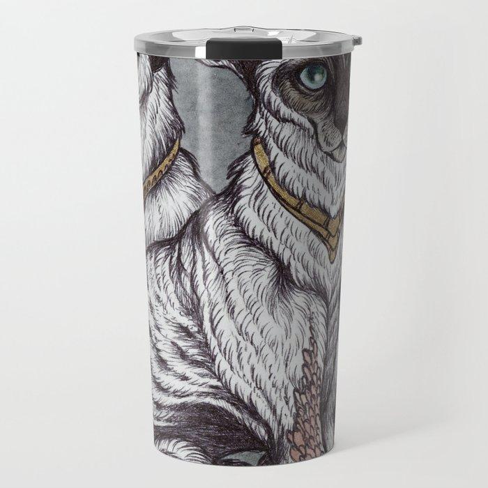 Gift of Sight art print Travel Mug