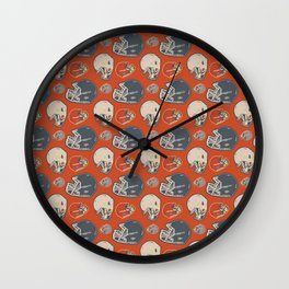 Ready For Some Football Wall Clock