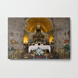 Caravaca De La Cruz Church Metal Print