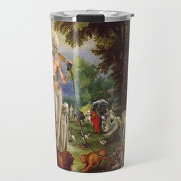 The Three Graces Travel Mug