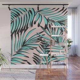 Tropical print Wall Mural