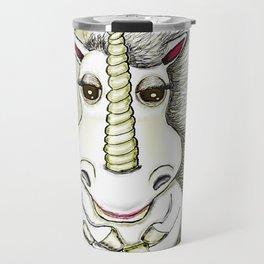 Zen Unicorn Travel Mug