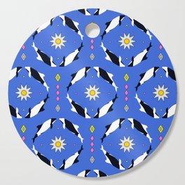 Las Toninas II Cutting Board