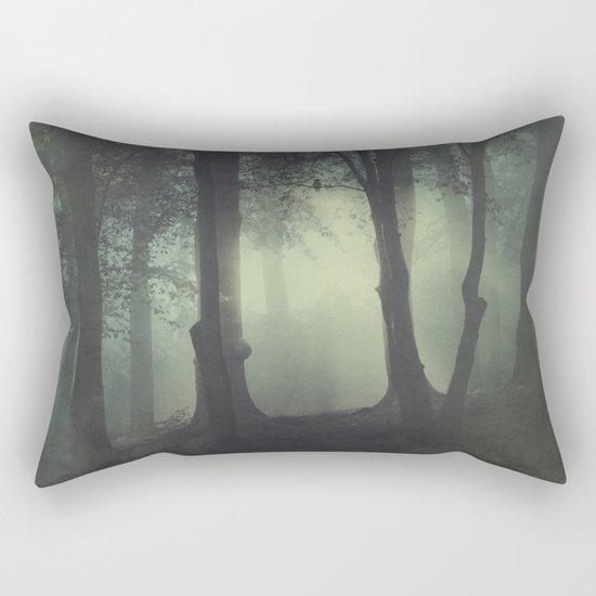 I'm not my usual self... Rectangular Pillow