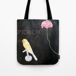 Perch l    Tote Bag