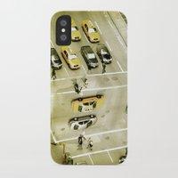 escher iPhone & iPod Cases featuring Escher Intersection by Vin Zzep