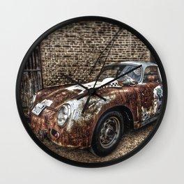 A Por.... Never Dies Wall Clock