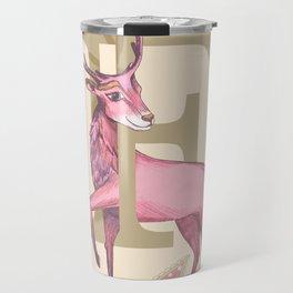 Fiadh Deer Travel Mug