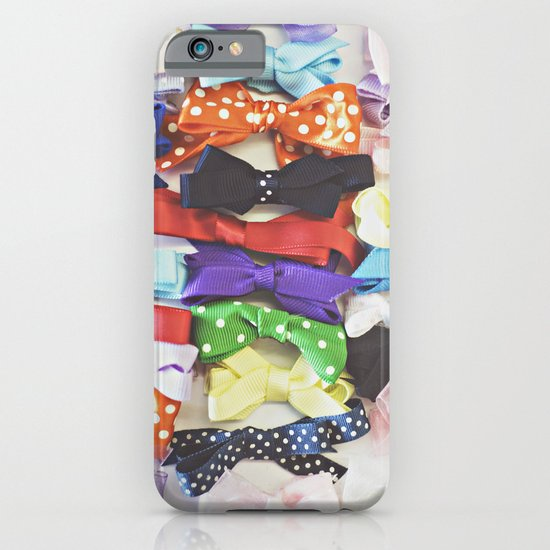Bows iPhone & iPod Case