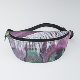 Unicorn Warrior at Rest Fanny Pack