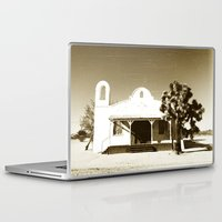 kill bill Laptop & iPad Skins featuring Kill Bill Church Quentin Tarantino by Chris Bergeron