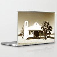 tarantino Laptop & iPad Skins featuring Kill Bill Church Quentin Tarantino by Chris Bergeron