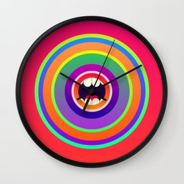 Jawbreaker Wall Clock