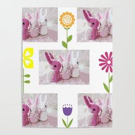 Little Bunny Foo Foos Poster
