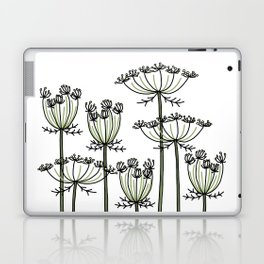 wild carrots Laptop & iPad Skin