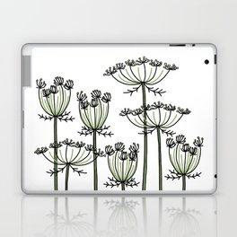 wild carrots Laptop & iPad Skin