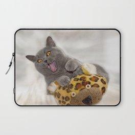 Supersonic Kitty Laptop Sleeve