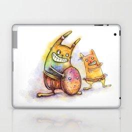 Easter bunnies Laptop & iPad Skin