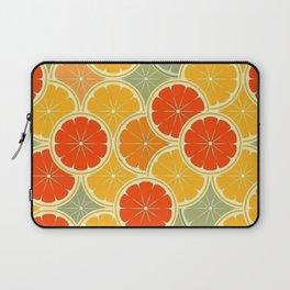 Summer Citrus Slices Laptop Sleeve