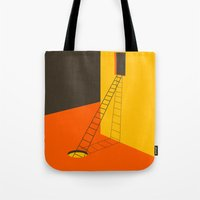 Tote Bags featuring Explore by Jazzberry Blue