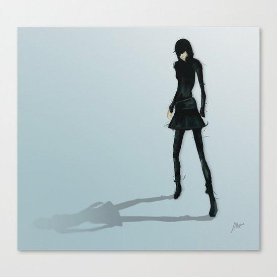 Invincible Canvas Print