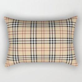 Tartan Plaid B Rectangular Pillow