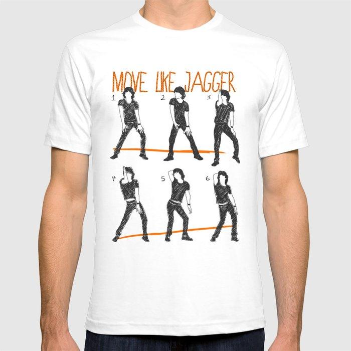 Move Like Jagger (MOVE LIKE COLLECTION) T-shirt