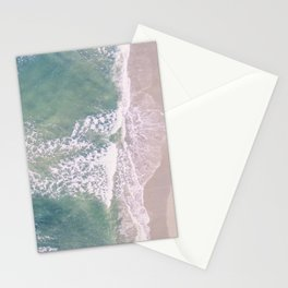Empty Oceanside Stationery Cards