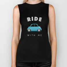 Ride with me Biker Tank