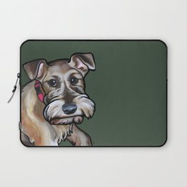 Maggie the irish terrier Laptop Sleeve