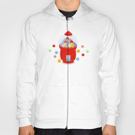 Gumball Machine Hoody