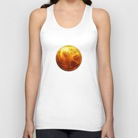 targaryen Tank Tops featuring IMPERIAL LOGO by BeautyArtGalery