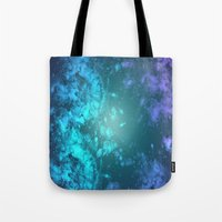 biology Tote Bags featuring Biology by Ashley