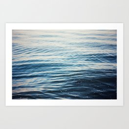 Jewel of the Sea #2 Art Print