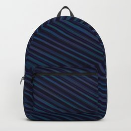 Striking Subtle Stripes Backpack