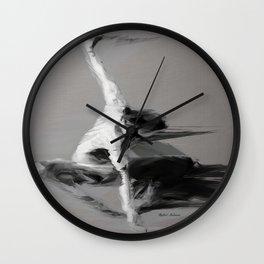 Dance Moves I Wall Clock