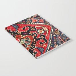 Qashqa'i Antique Fars Persian Bag Face Notebook