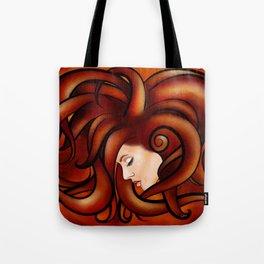 Cassandrina V1 - jellyhair Tote Bag