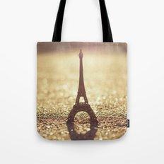 Paris, City of Light Tote Bag