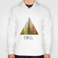 chill Hoodies featuring Chill  by Corentin Mas